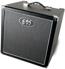 "EBS Session 120 Bass Combo - 1x12"" 120 Watt Tiltback Combo"