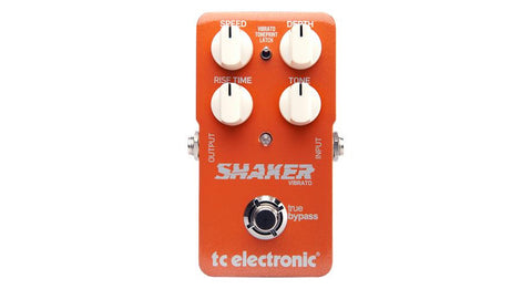 TC Electronic Shaker Vibrato Pedal - TonePrint Enabled
