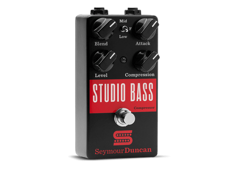 Seymour Duncan Effects - Studio Bass - Compressor