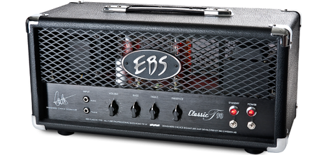 EBS Classic T90 90w All-Tube Bass Head
