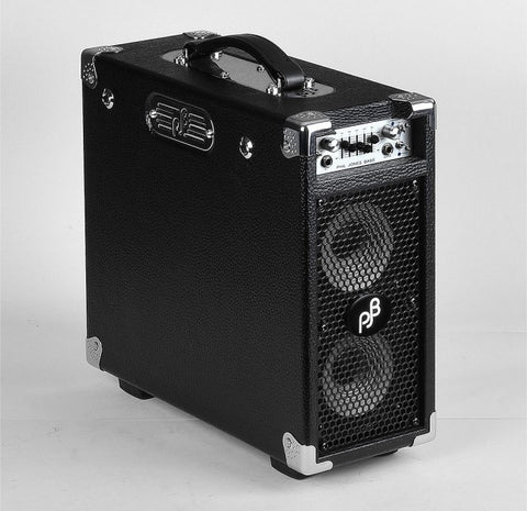 Phil Jones Pure Sound Combo Amp: BG-200 Briefcase Ultimate Model - 160w Bass Combo - 2x5""