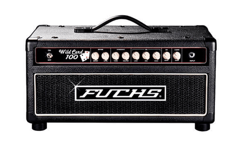 Fuchs Amp: Casino Series - Wild Card 100 - Head or 112 Combo - 2-Channel / 100w