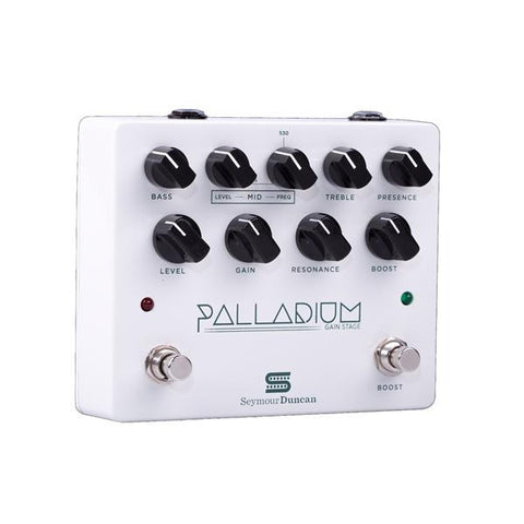 Seymour Duncan Effects - Palladium - Gain Stage Distortion
