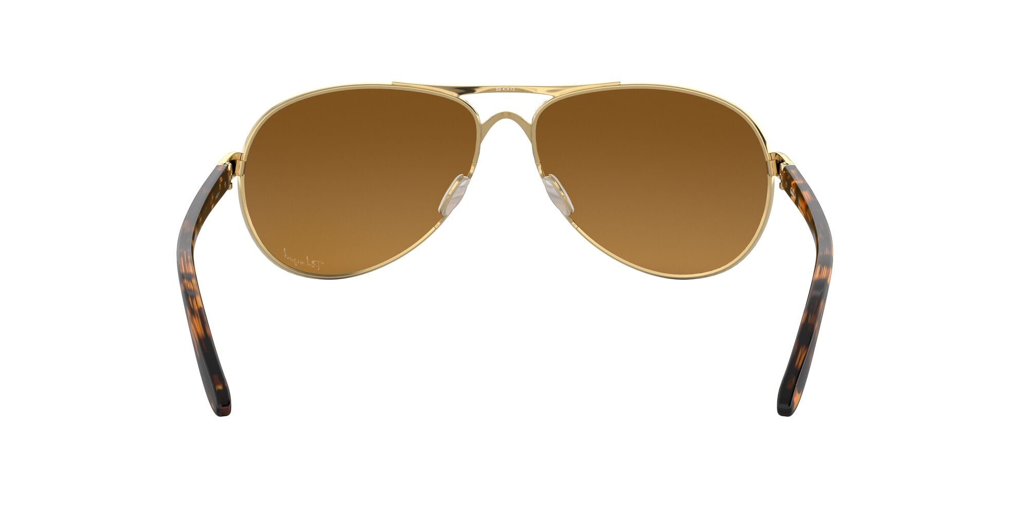POLISHED GOLD BROWN | POLARIZED