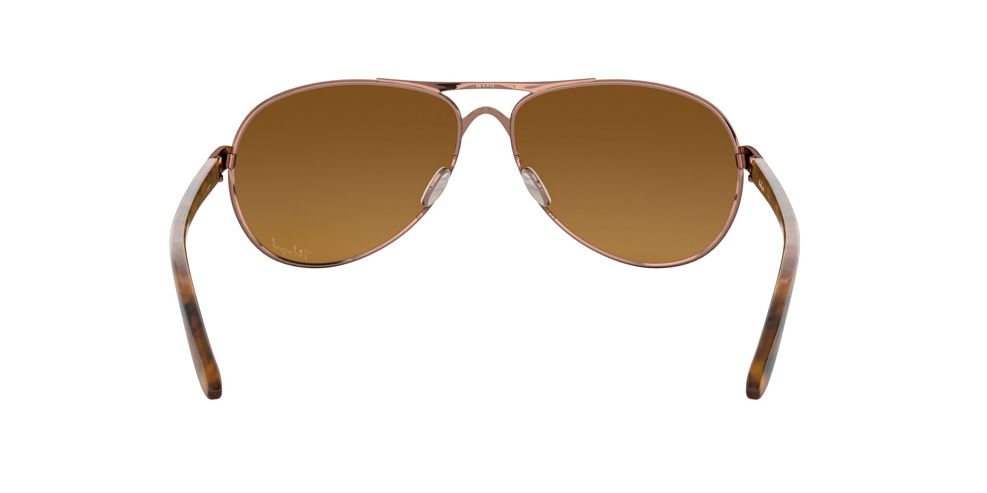 ROSE GOLD BROWN | POLARIZED
