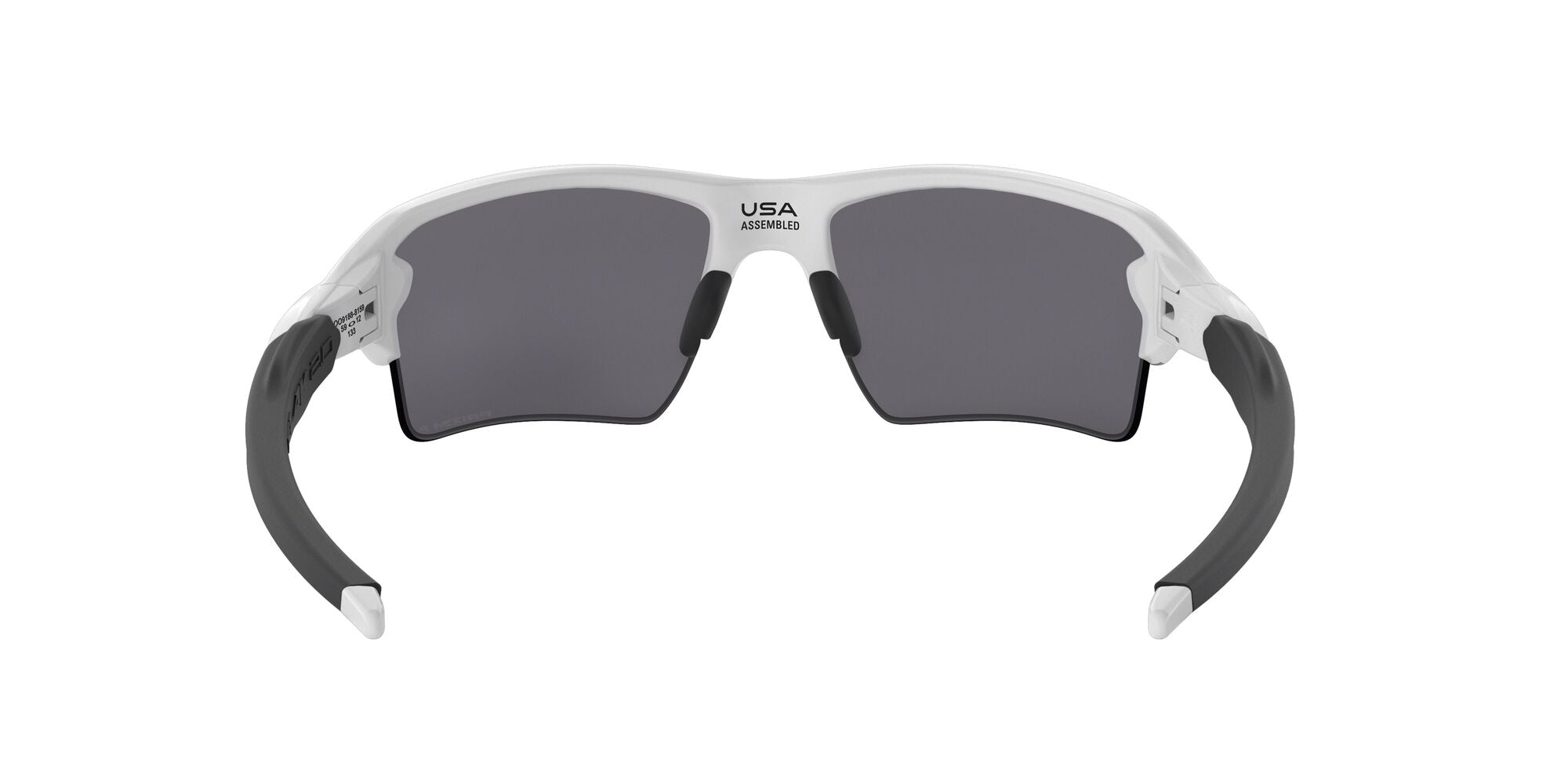 POLISHED WHITE/BLACK | POLARIZED