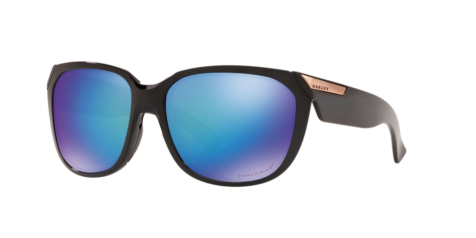 POLISHED BLACK SAPPHIRE | POLARIZED