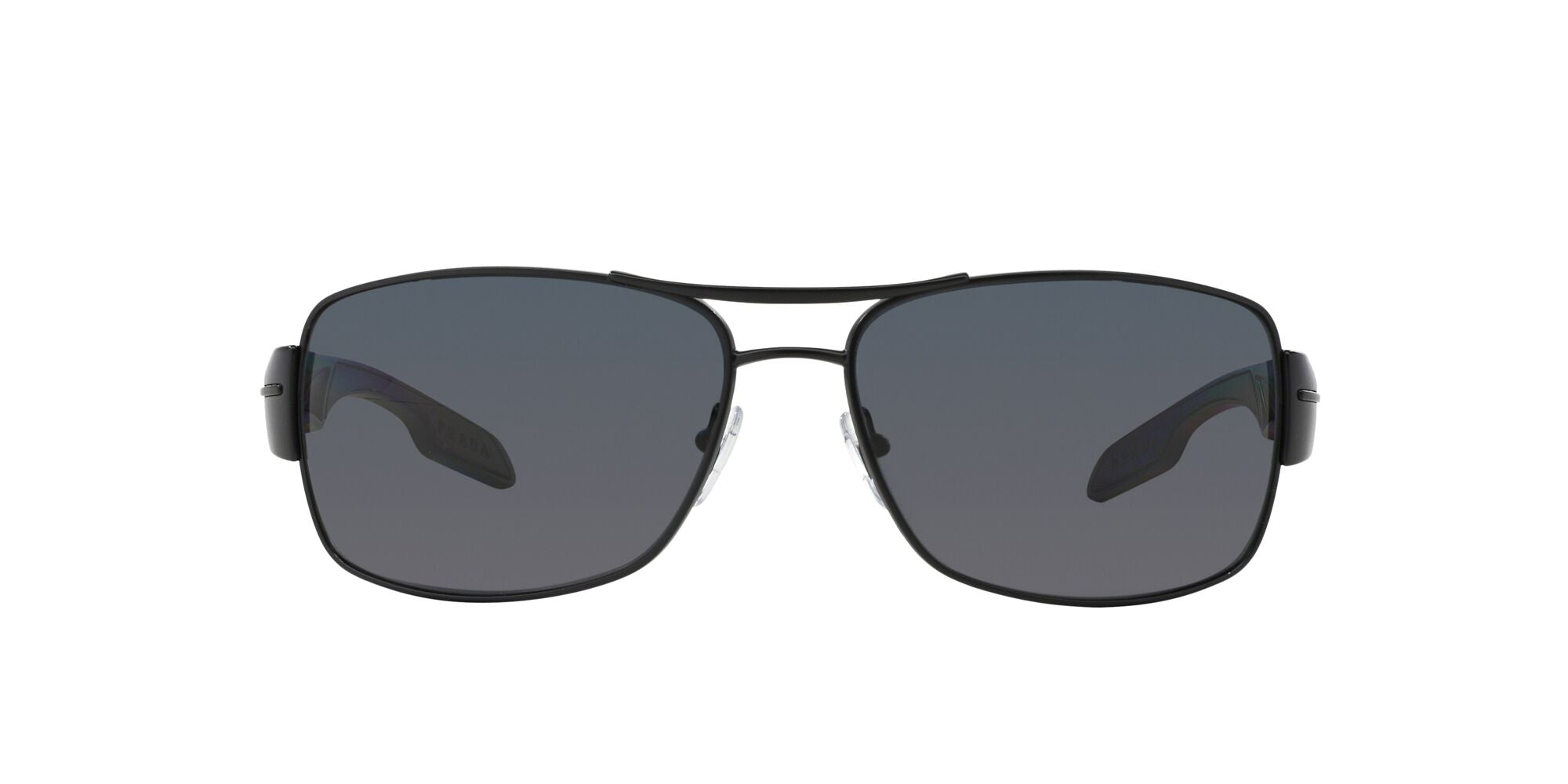 DEMI-SHINY BLACK | POLARIZED