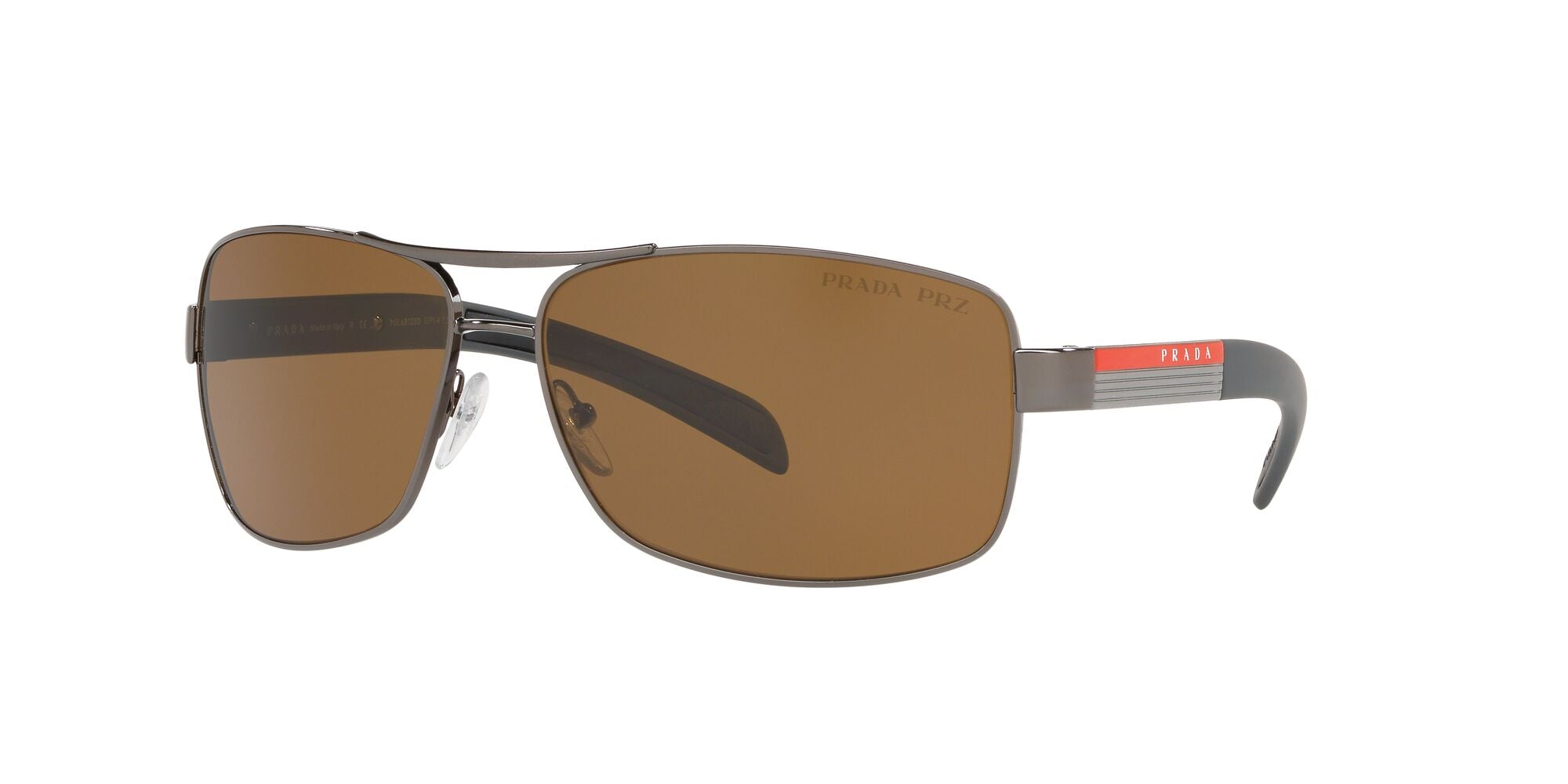 GUNMETAL BROWN | POLARIZED