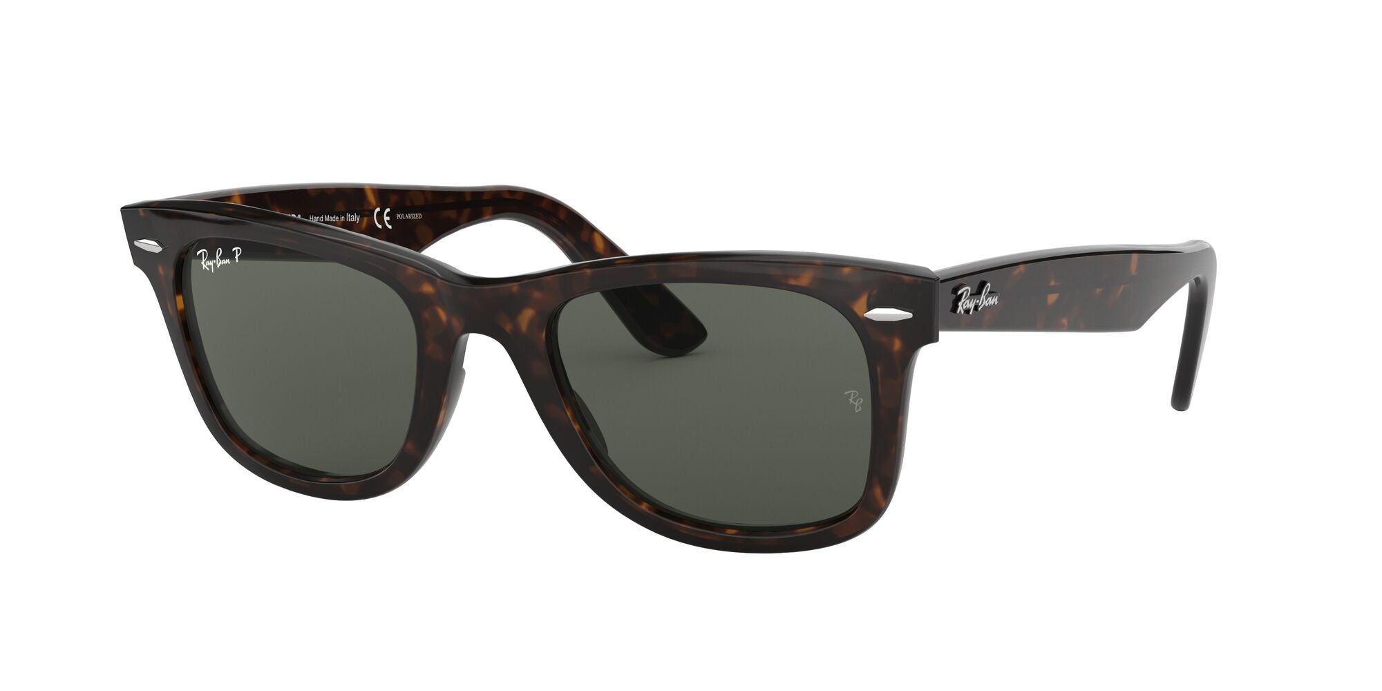 TORTOISE CRYSTAL GREEN POLARIZED