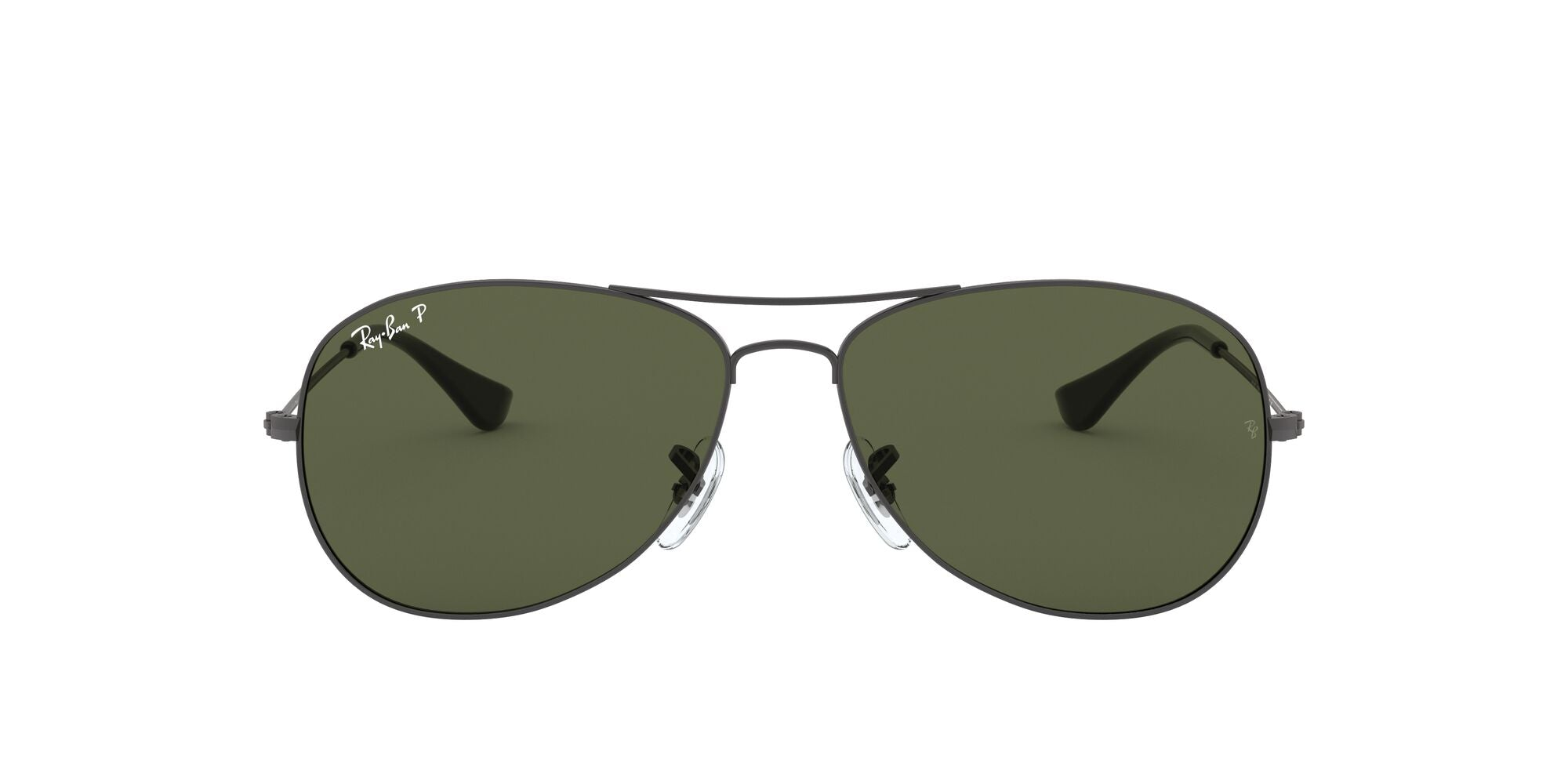 GUNMETAL | CRYSTAL GREEN POLARIZED