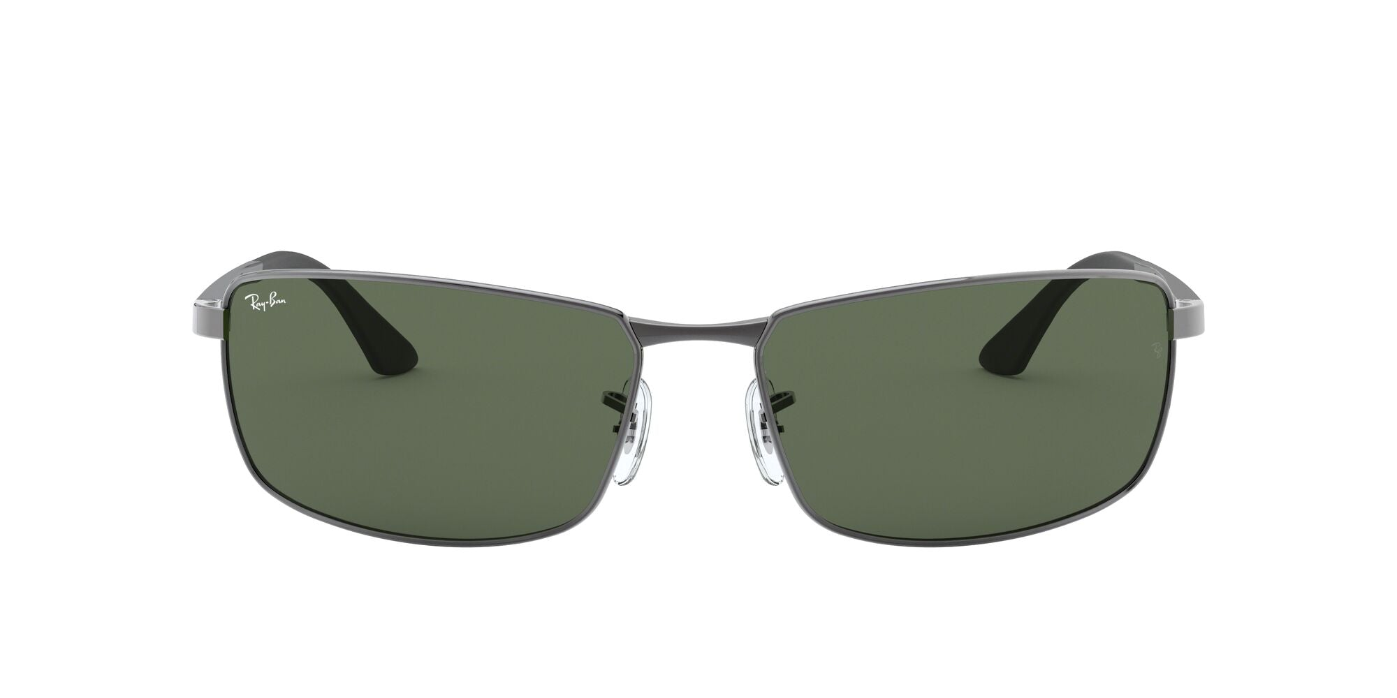 GUNMETAL | GREEN