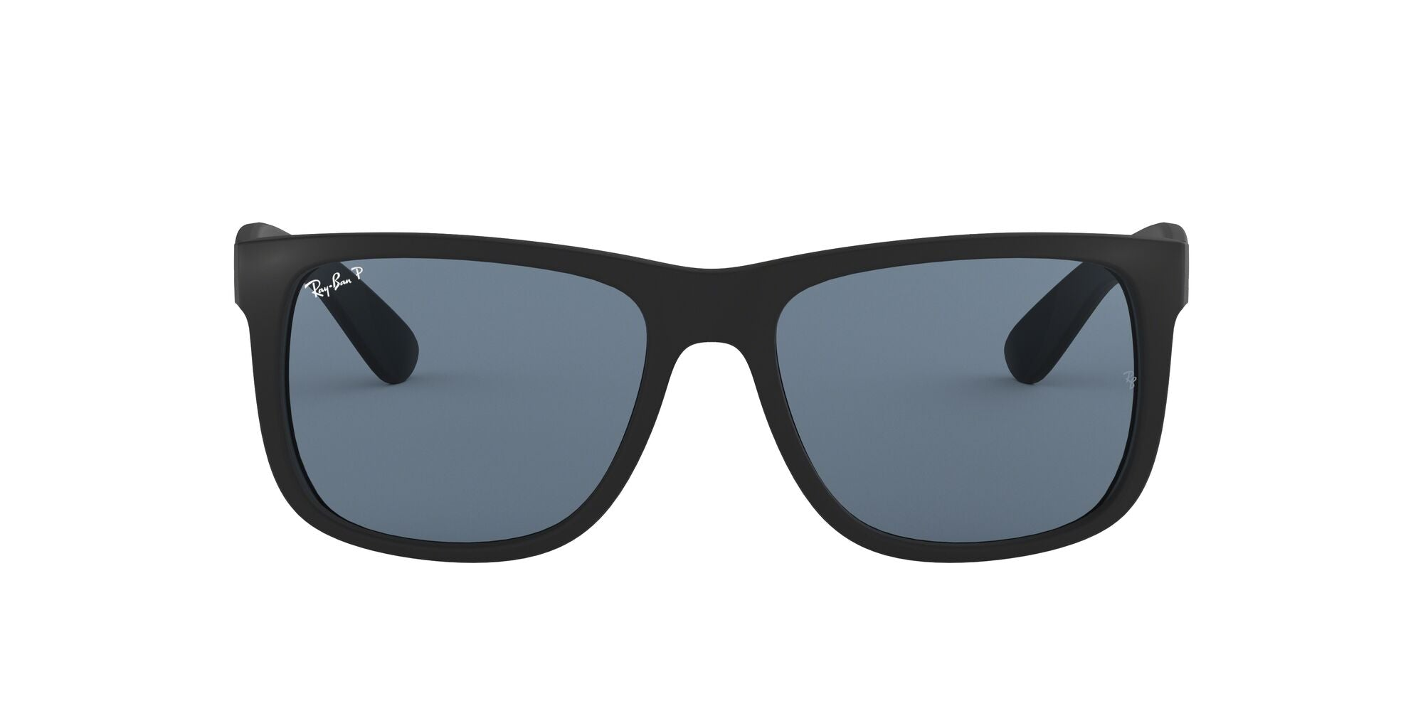 BLACK RUBBER BLUE | POLARIZED