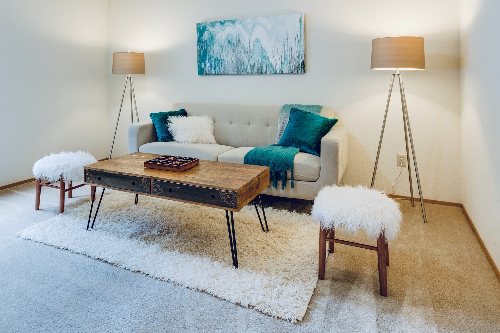Rugs & Textiles for cozy home