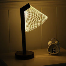 Load image into Gallery viewer, 3D Dimmable LED Night Light