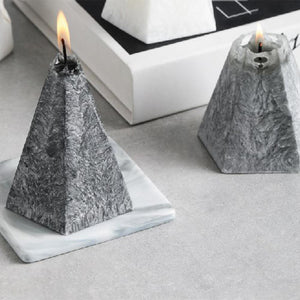 Aromatherapy Candle Iceberg Tabletop Decoration