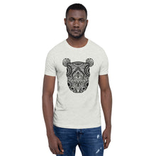 Load image into Gallery viewer, Rhino Mandala Unisex T-Shirt | Premium Quality | Short-Sleeve