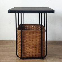 Load image into Gallery viewer, Japanese Style Side Table
