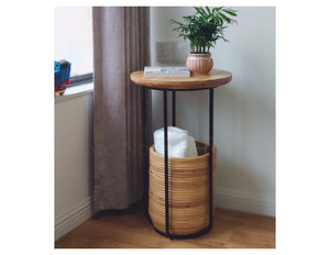 Japanese Style Side Table