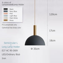 Load image into Gallery viewer, Modern Nordic Pendant Lights