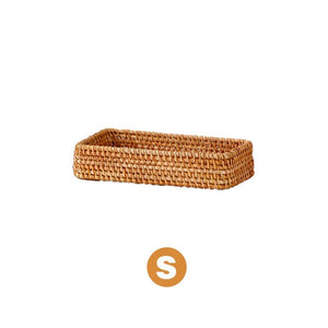 Woven Storage Fruit and Bread Basket