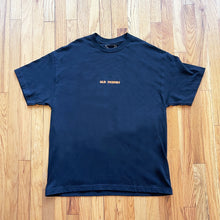 Load image into Gallery viewer, Short Sleeve - World on Fire - Black