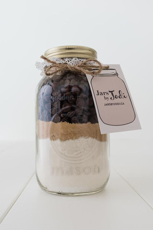 Jars By Jodi - Chocolate Chip Cookies