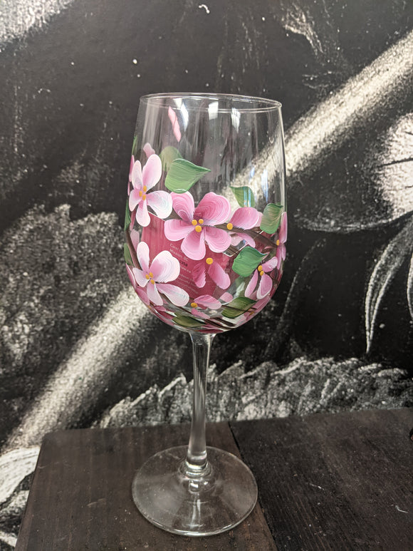 CC Crafts - Stemmed Wine Glass