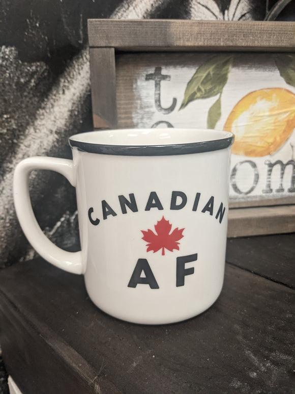 Abbott Collection - Canadian AF Mug