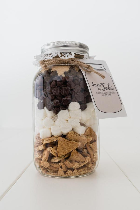 Jars By Jodi - S'mores Squares