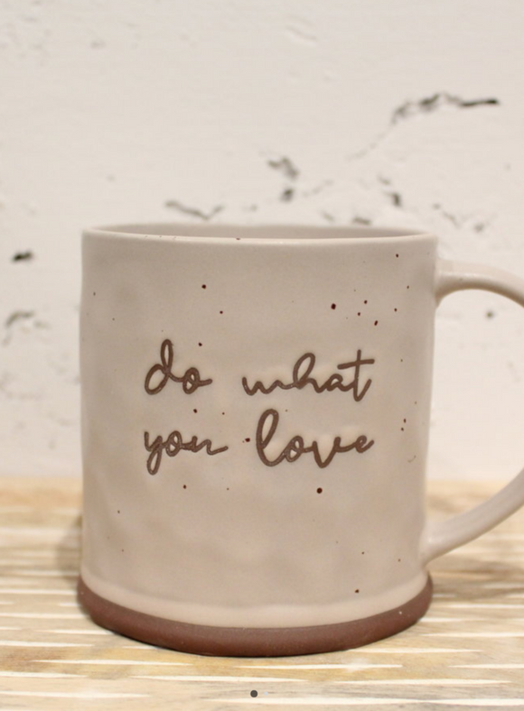 "Town & Country - ""Do What You Love"" Mug"