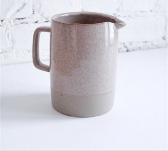 Town & Country - Medium Galiano Pitcher - Heather