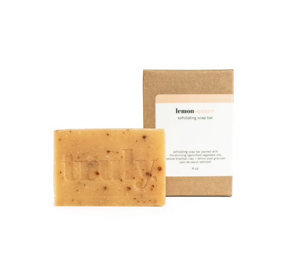 Truly Lifestyle Brand - Exfoliating Soap Bar