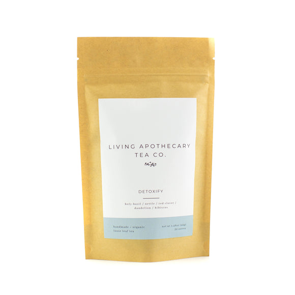 Living Apothecary - Loose Leaf Teas