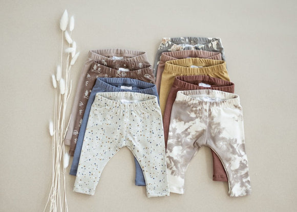 Jax + Lennon Clothing Co. -  Newborn Leggings