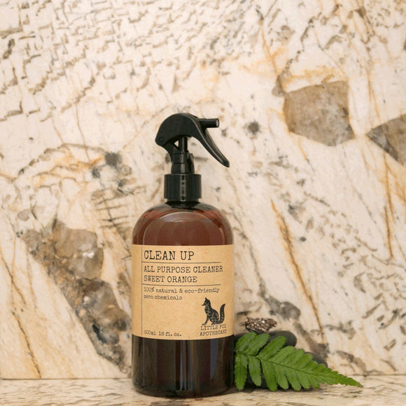 Little Fox Apothecary- Clean Up