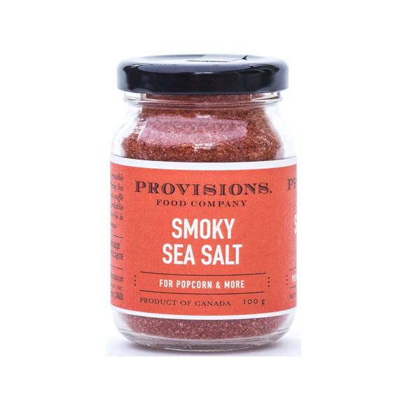 Provisions Food Company - Smoky Sea Salt