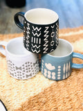 Town & Country - Clay Mugs