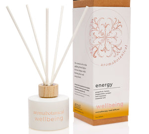 Aromabotanical - Energy Reed Diffuser