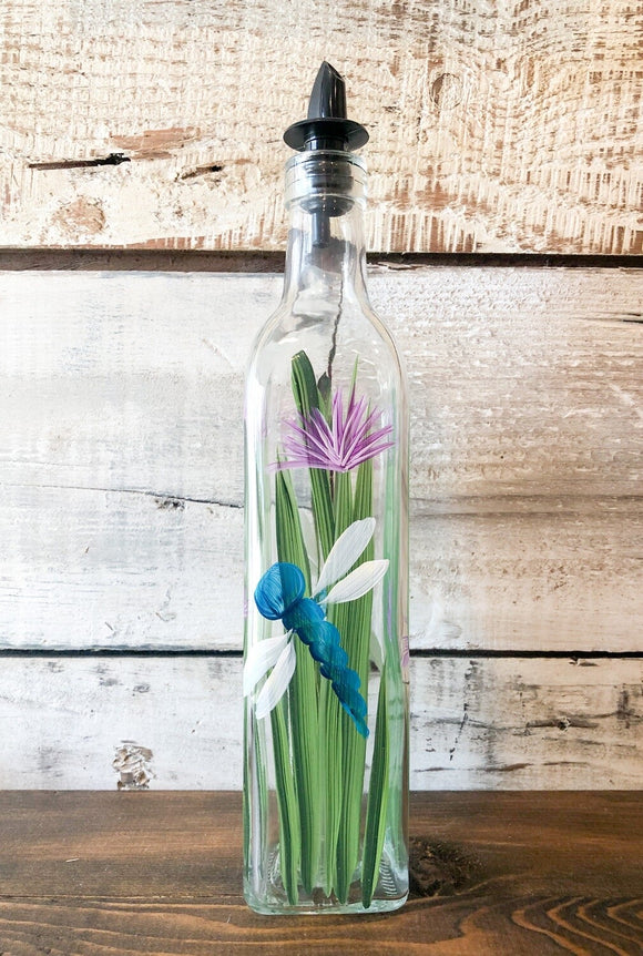 CC Crafts - Olive Oil Bottle
