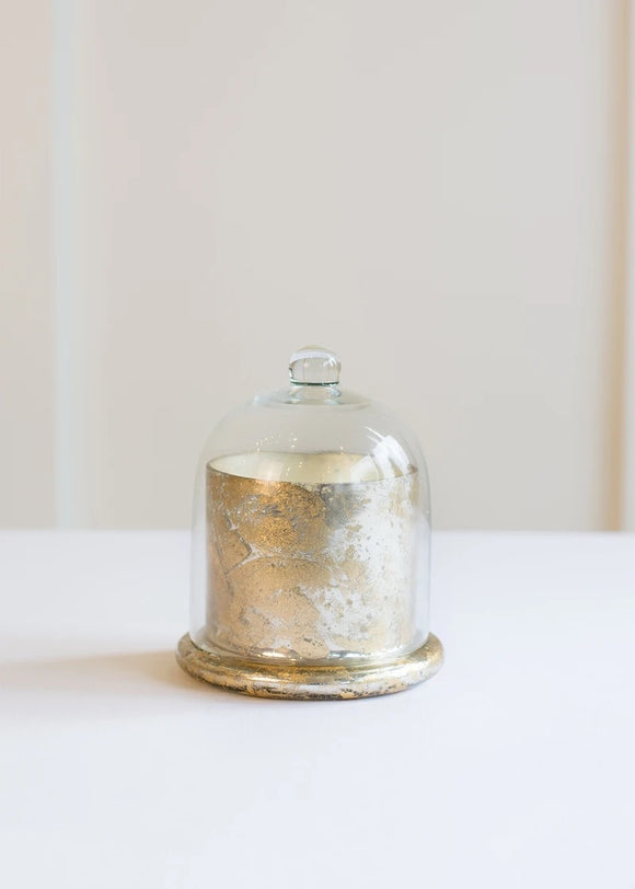Town & Country - Cloche Glass Jar Candle