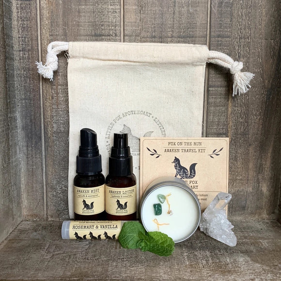 Little Fox Apothecary - Fox On The Run Gift Set