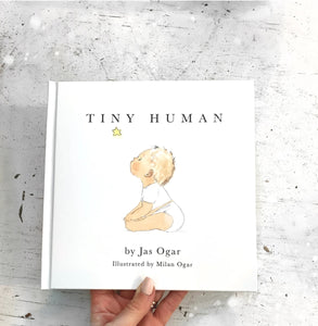Plumkids Labels -  Tiny Humans Book