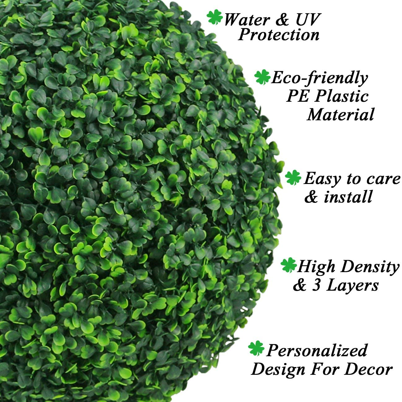 Artificial Plant Topiary Ball