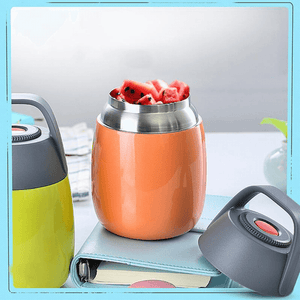 Double Wall Vacuum Insulated Food Container
