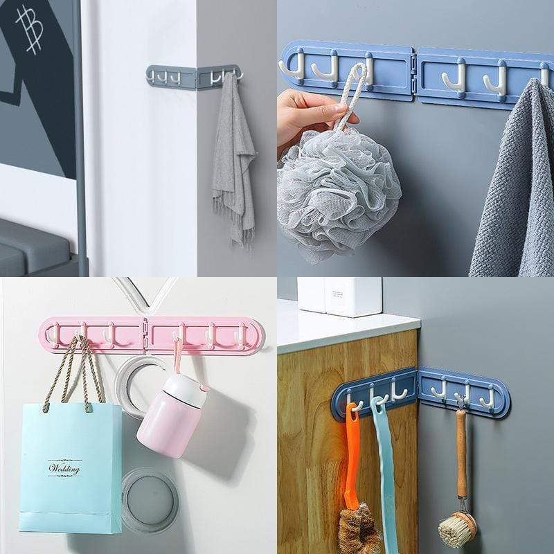 Multifunctional Punch-free Corner Hook Sticker