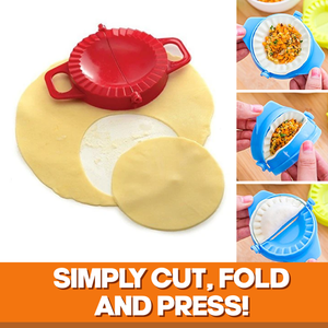 Dough Press Set(3 PCS)  Mom's Choice