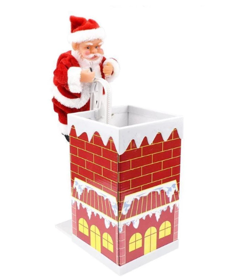 2020 hotsales Lovely  Santa Claus Christmas Ornament Present toys