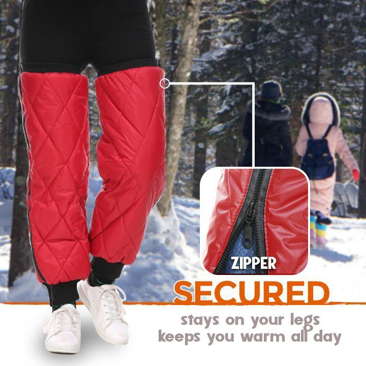 Fleece Keep-Warm Waterproof Knee Pad