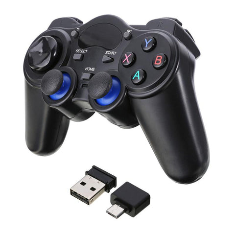 Kuulee 2.4GHz Wireless Game Controller